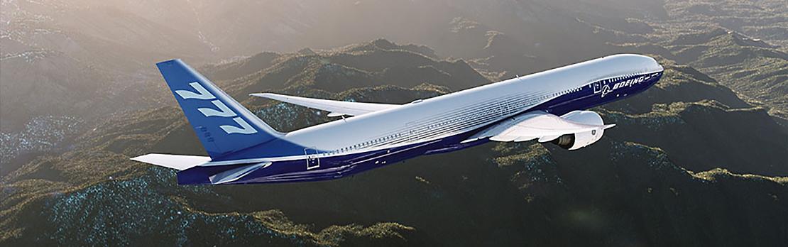 Boeing: Boeing España - 777